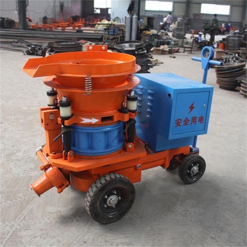 新聞:渭南隧道噴漿機廠家型號規格