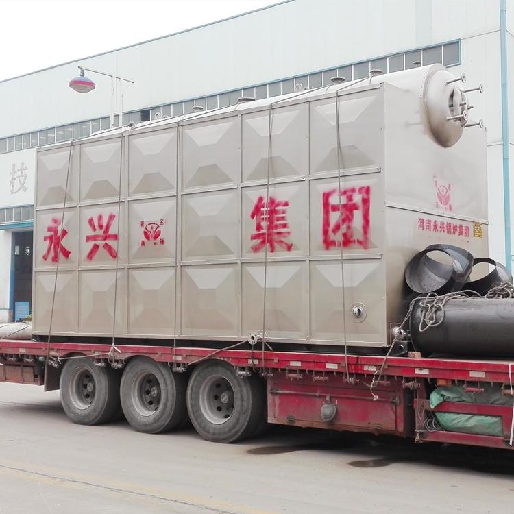 河南永兴锅炉集团生物质导热油炉专业供应烘干除湿