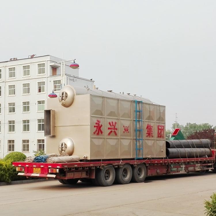 河南永兴锅炉集团生物质蒸汽锅炉生产销售供热取暖