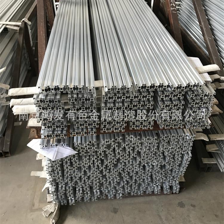 厂家供应开模加工定制自动化铝材