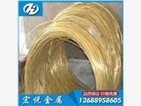 深圳c3602铆接黄铜尺寸 2.5直径c3602黄铜线材