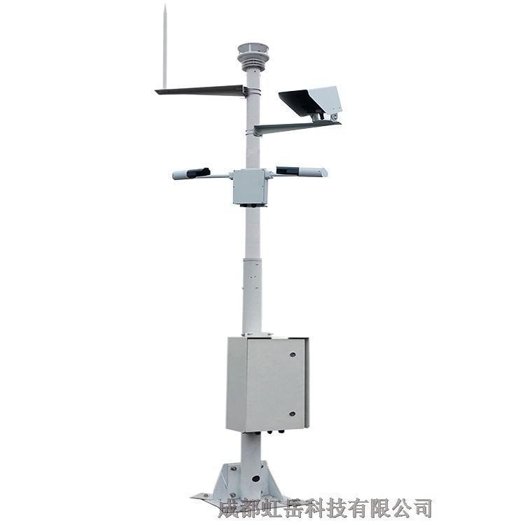 虹岳 交通自动气象站 高速公路能见度天气现象监测仪 厂家供应HY-TWS2