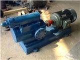 路橋機械稀油站液壓站三螺桿油泵裝置3G110×2-46-紅旗華潮