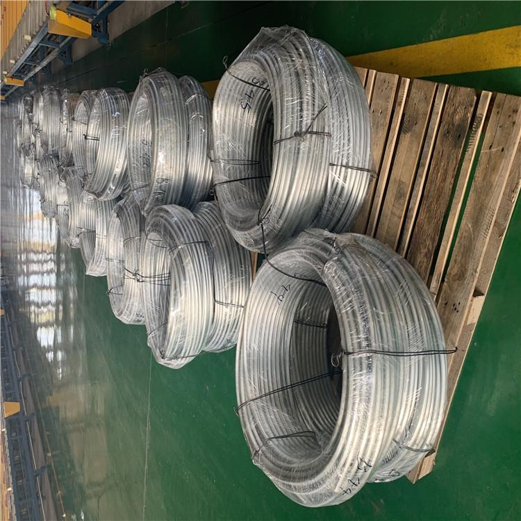 石油化工用锌带 带状阳极厂家 锌带规格