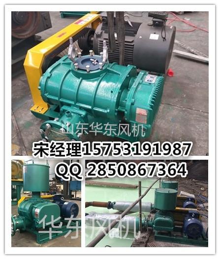 安徽污水池用22KW污水曝气罗茨风机