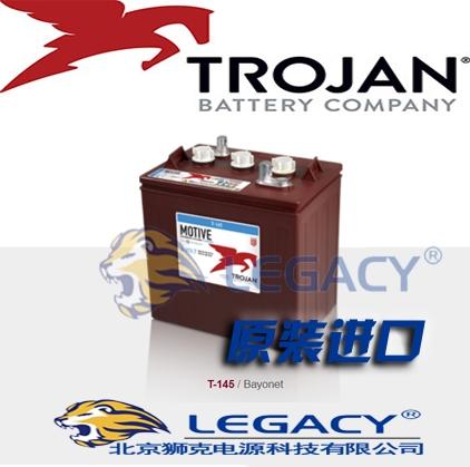 美國邱健電池T-125規格/參數