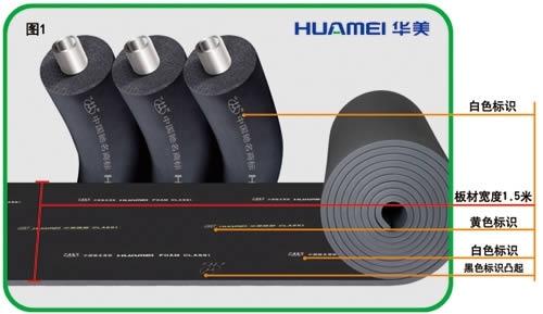 河北邯鄲新皓橡塑管多少錢一平方米