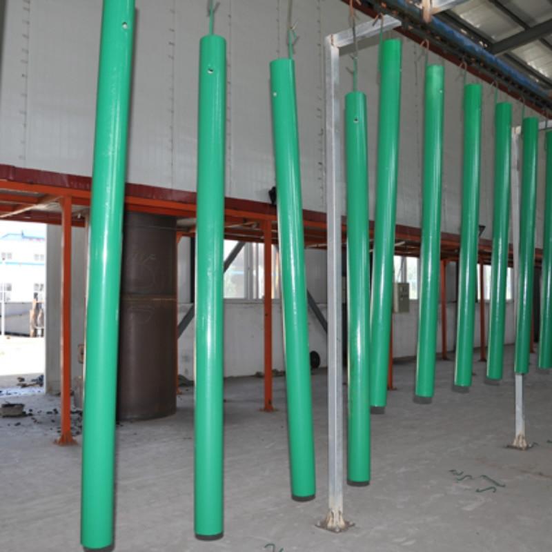 立柱 高速護欄板支撐設施 鏈接護欄板與地面設施
