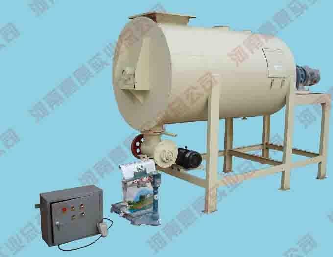 厂家专业生产多功能干粉砂浆搅拌机