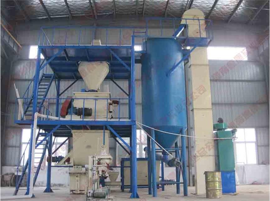 厂家专业生产干粉砂浆设备质优价廉