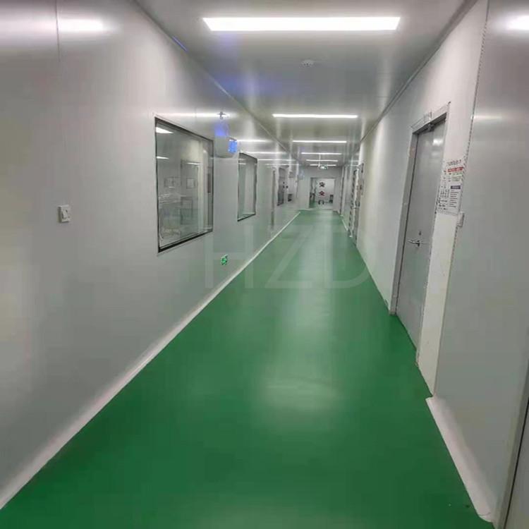 濱州微生物潔凈室結構材料選用