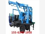 三輪車載水井鉆機 HWC-230農用三輪車打井機廠家