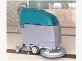 宁波依晨手推式洗地机,清理大理石地面污水渍用洗地机