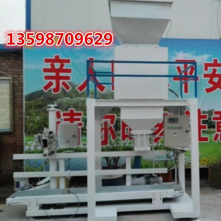 工业盐自动灌包机/工业盐称重灌包机