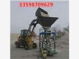 河沙自動包裝機-河沙打包縫包機