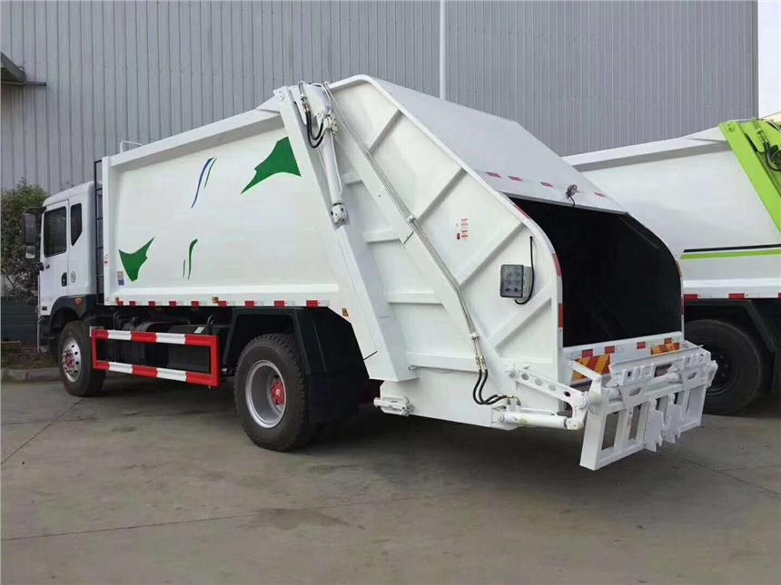 内蒙古东风压缩垃圾车