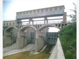 九寨溝縣水電站閘門l歡迎水利閘門