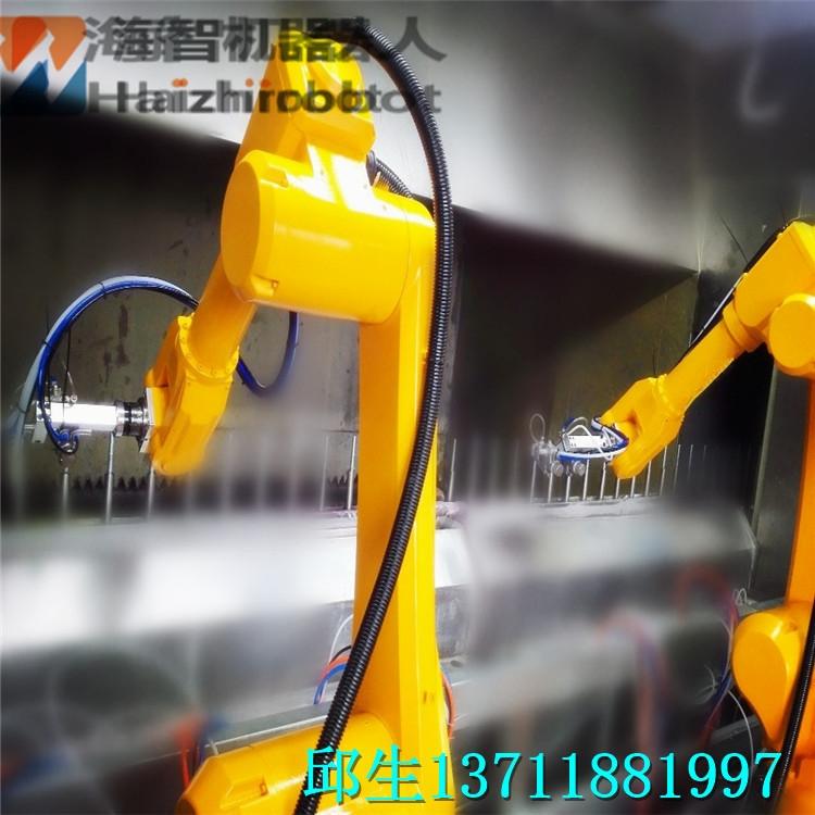 涂裝機械手 廣東機器人工廠