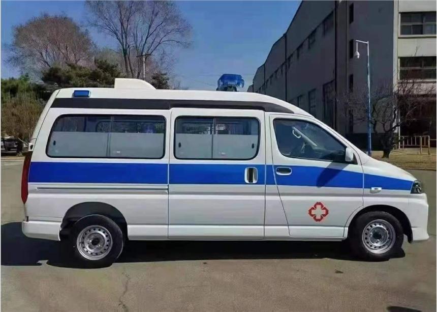 莆田市負壓救護車行情價格