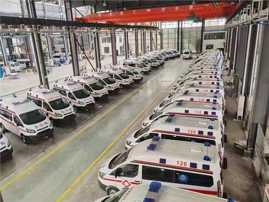 鐵嶺市120救護車哪家買