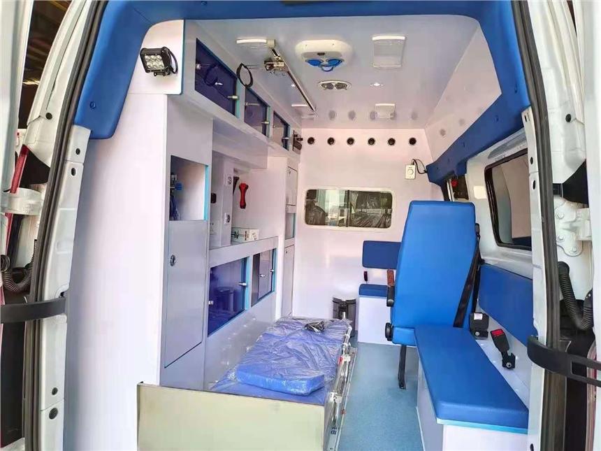 萊蕪市120救護車市場報價