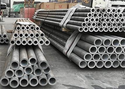 安吉無縫矩形鋁管/6082鋁管廠家供應