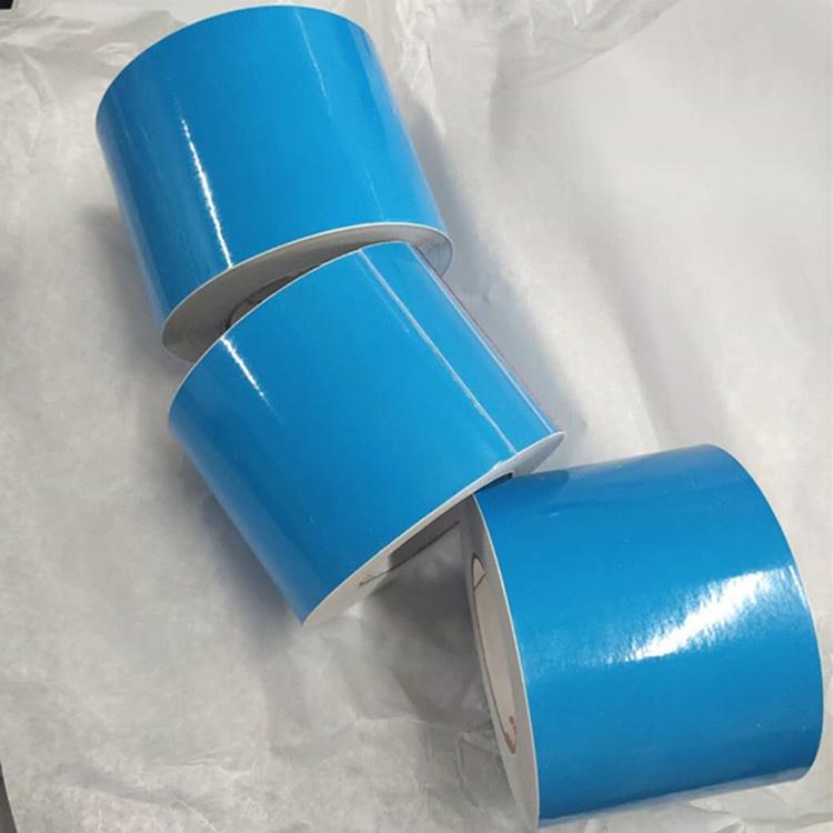 3M1641藍膜 眼鏡片拋光研磨保護膜光學鏡片好用超實惠