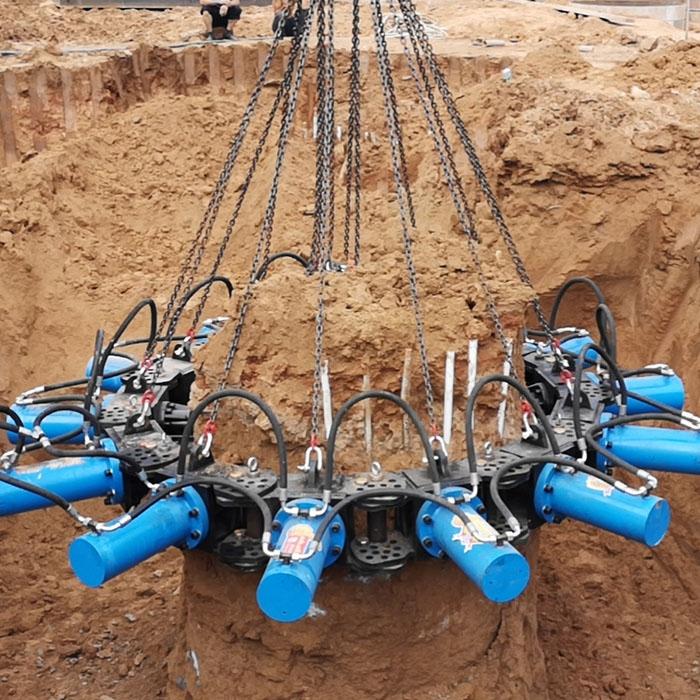 湖北截桩机的土质选择