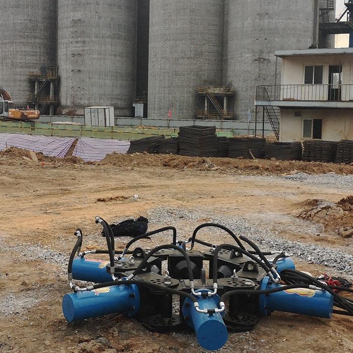 四川破拆基礎樁破樁機 的規格型號有哪些