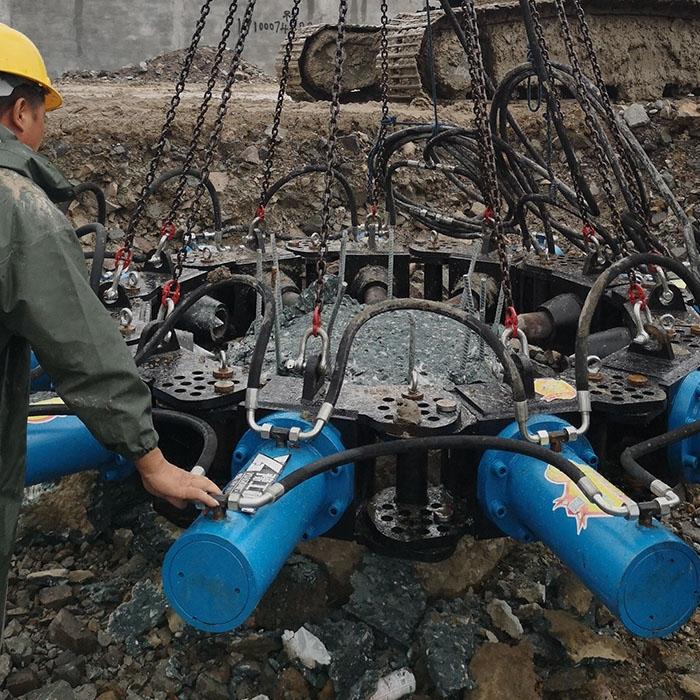 四川截樁機產品優勢