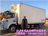 新疆哈密地區蔬菜運輸車五米二冷藏車