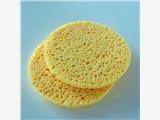 木浆棉洁面扑洗脸扑 天然柔软舒适洗脸海棉 纤维素海绵清洁海绵