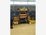 制砖机设备厂家 一天可打空心砖255立方 多功能全自动砖机 免烧环保液压水泥砖机