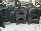 排水管管道木托 橡塑木托 型?#29260;?#20840;管道管托