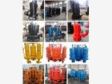 乐山堤坝大功率排沙泵  潜水抽砂泵机组 大功率吸浆泵