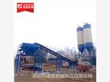 建新机械800吨稳定土拌合站湖北黄石顺利投产