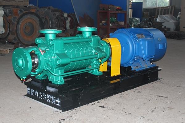 DG120-50*5臥式多級鍋爐給水泵安裝注意事項