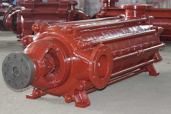 耐磨臥式多級離心泵MD155-30*4型號意義