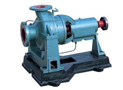 R型熱水循環泵的結構特征