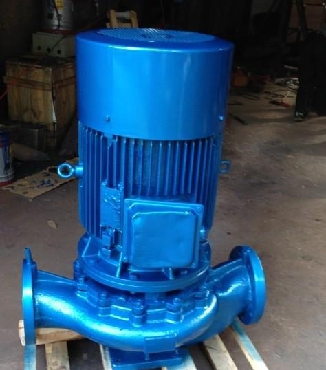 生产立式单级管道泵,ISG管道泵IRG离心泵 空调循环泵,锅炉给水泵,立式单级增压泵