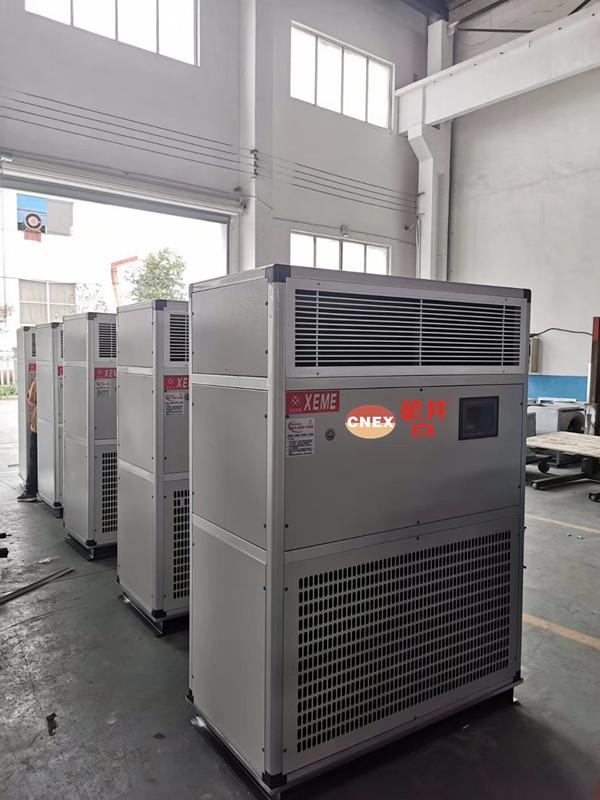 风冷热泵型单元式空调机(带风貌)RF22N RF22NH防爆证齐全