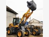 四川935攪拌鏟車圖片有攪拌功能裝載機廠家中首重工