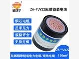 金環宇電纜 阻燃鎧裝電纜國標ZA-YJV22--120平方 低壓電力電纜