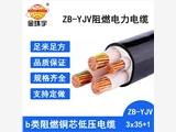 金環宇電纜 3+1芯yjv電纜 阻燃電纜ZB-YJV3X35+1X16 國標 yjv電纜