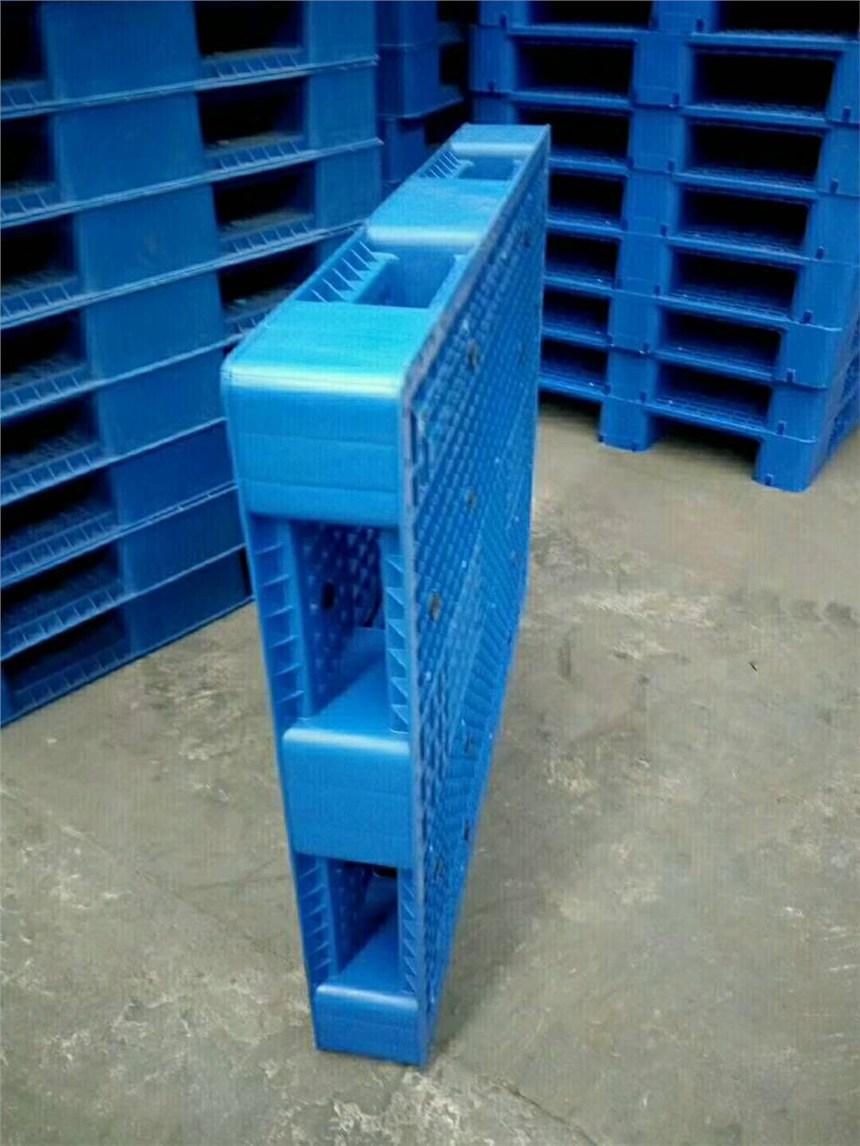 忻州代县塑料托盘双面金朔制品塑料筐规格