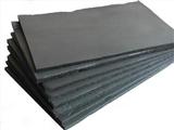B2级橡塑保温板  广泛应用于减震和吸音降噪等场合