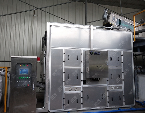 箱式干化机│分散式工业污泥厂内减量利器