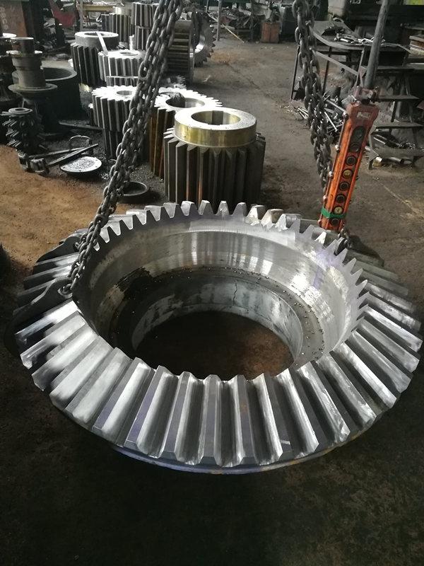 超高压电气设备锻件25CrMo4V大型锻件加工