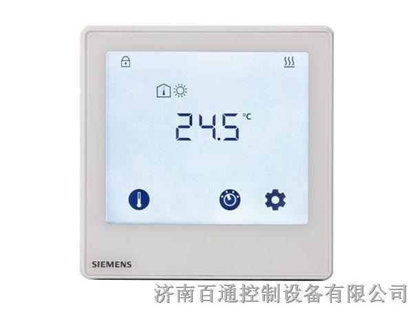 RDD810/NF西門子溫控器|西門子地暖溫控器