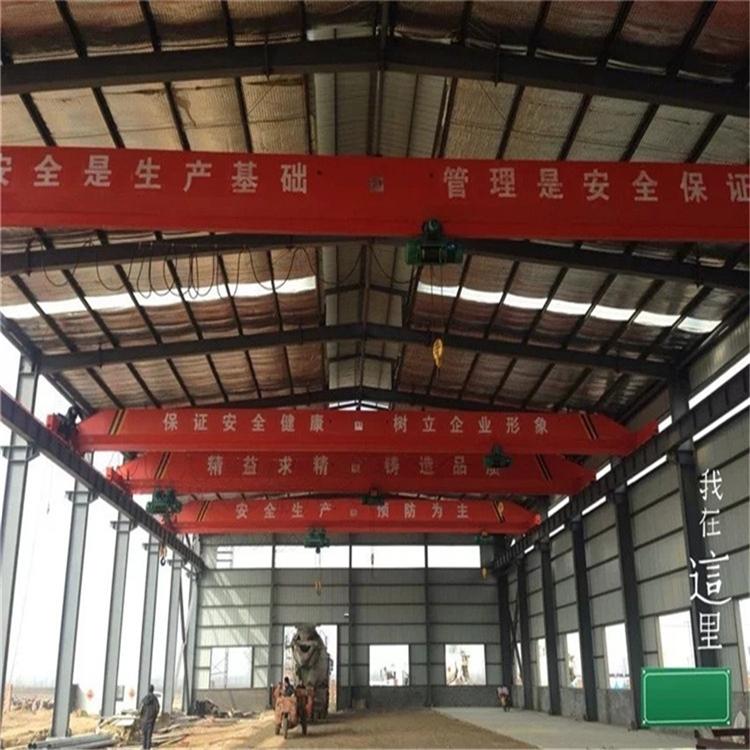 大悟縣QC型5噸22.5米龍門式起重機配件